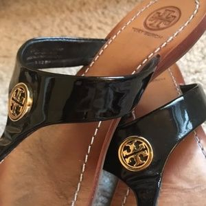 846db3d81b04 Women s Black Tory Burch Sandals